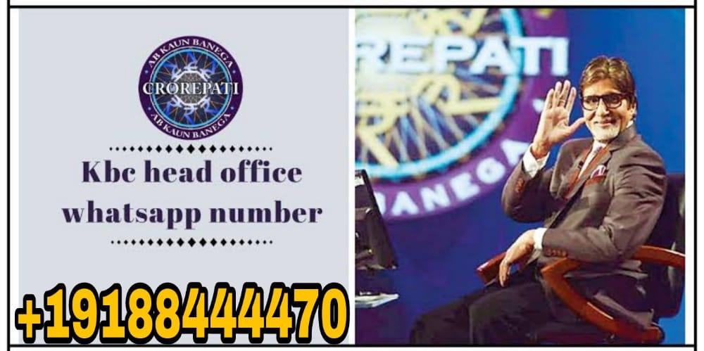 KBC head office number 2022